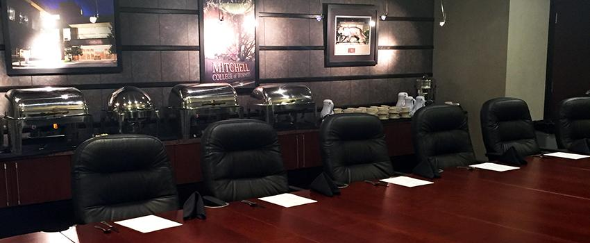 Executive Board Room before PREP event