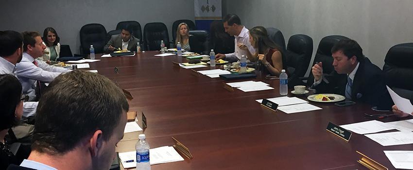 PREP Advisory Board Meeting