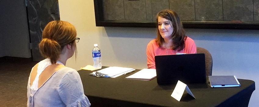 Jennifer Busby, SSI Group Inc, Mock Interview