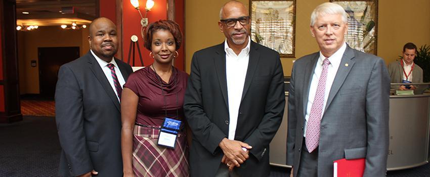 Southeast Regional Noyce Connection conference participants