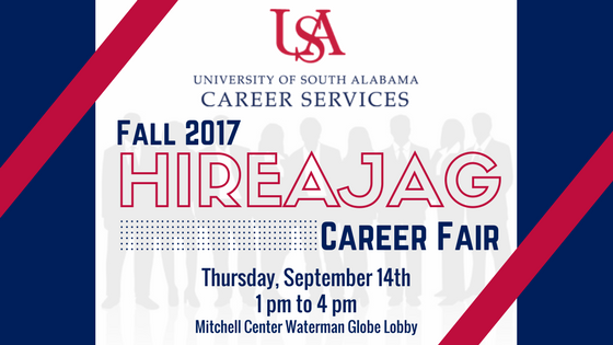 If you will be seeking an internship or full-time position then make plans to attend this 'all majors' career fair.