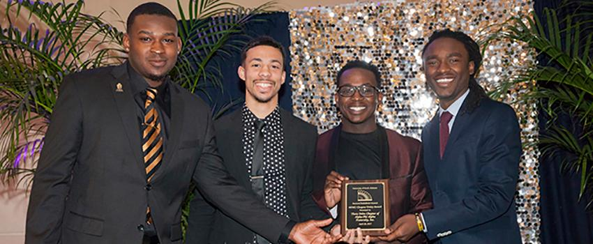 Alpha Phi Alpha Organization of the Year
