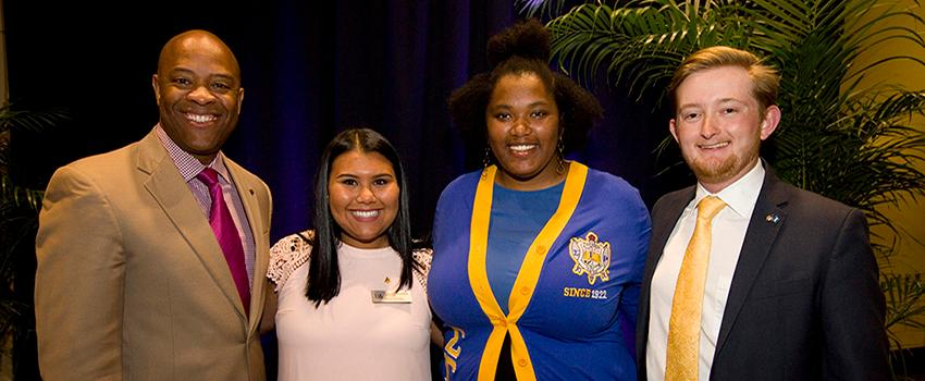 Greek Awards Ceremony Council Officers