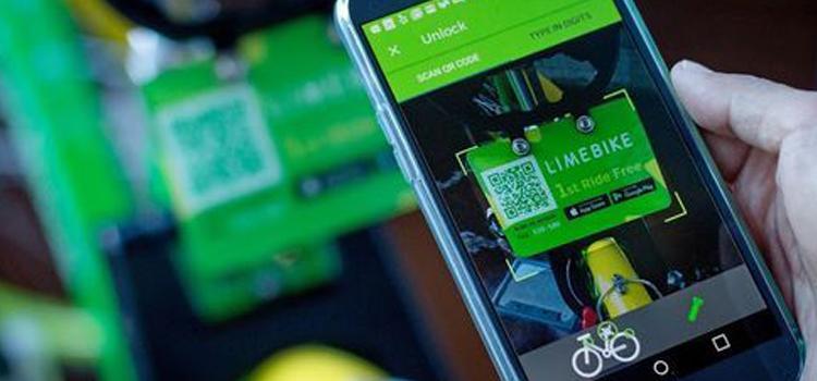 App for LimeBike