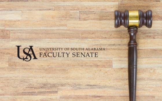 Faculty Senate Meeting 2018