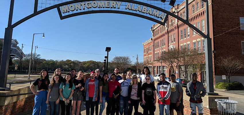 Montgomery Riverfront Group March 2018