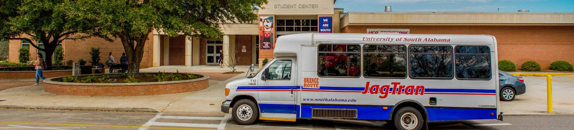 Main Stop at Student Center