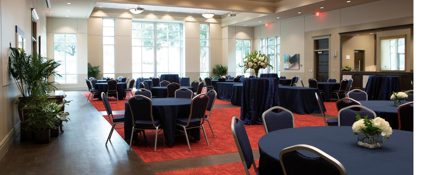 Ballroom in MacQueen Center