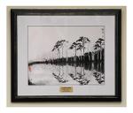 Audubon Lagoon, Dauphin Island, Alabama  Mary Elizabeth Rodning