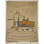 Paul Moxon Vandercook Centenary Print Bundle