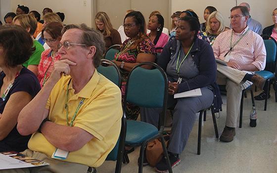 GCBHRC Training Event