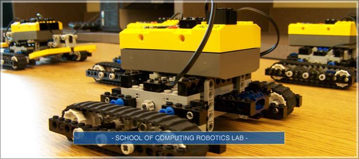 school of computing robotics lab
