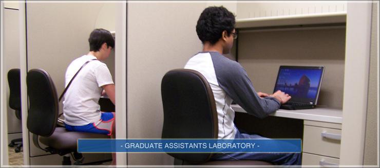 grad assistants lab