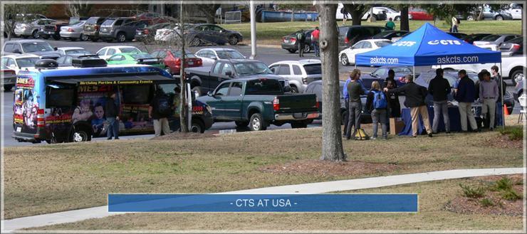 CTS at USA
