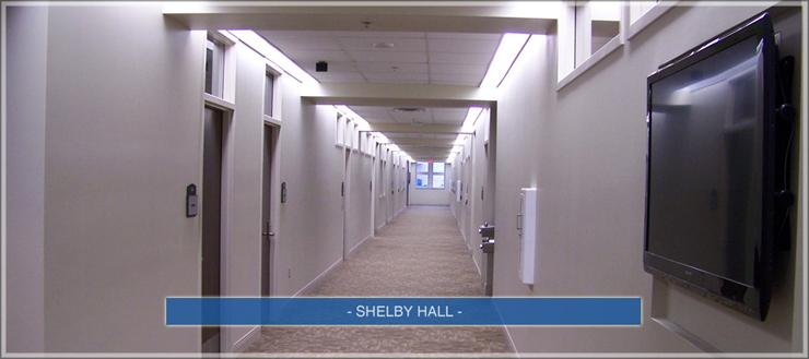 shelby hall