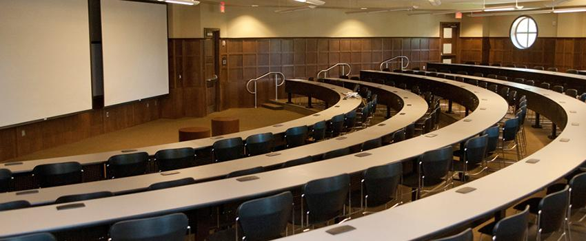 Shelby Hall Classroom
