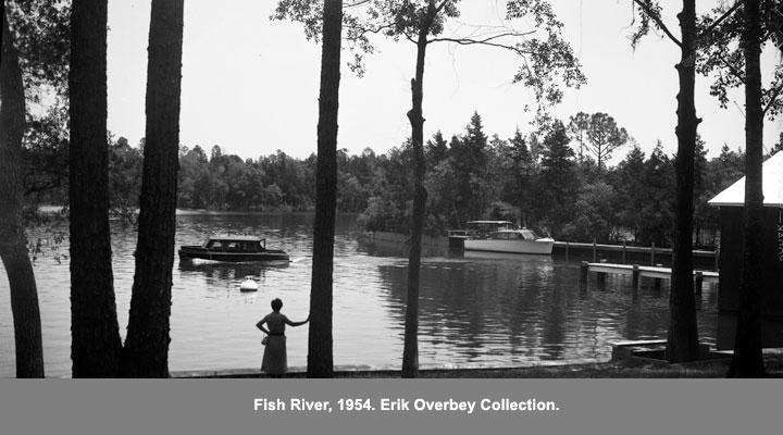 Fish River, 1954