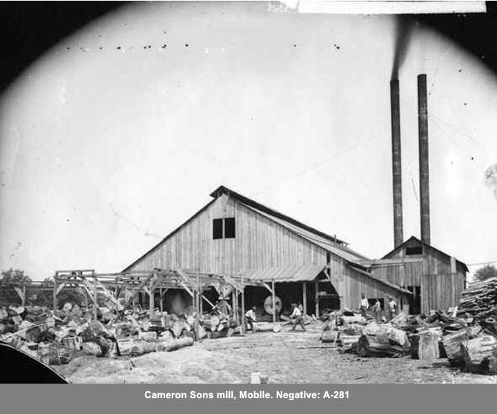 Cameron Sons Mill