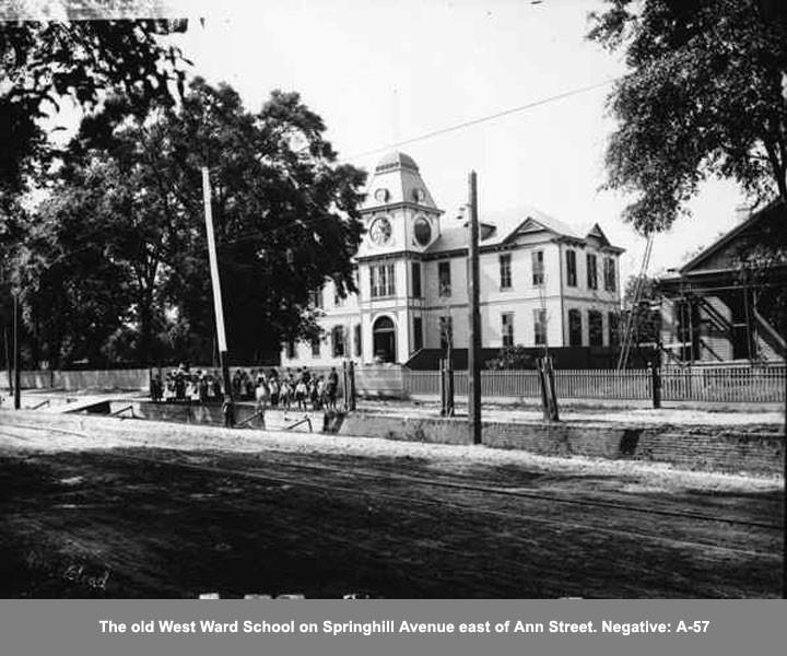 West Ward School