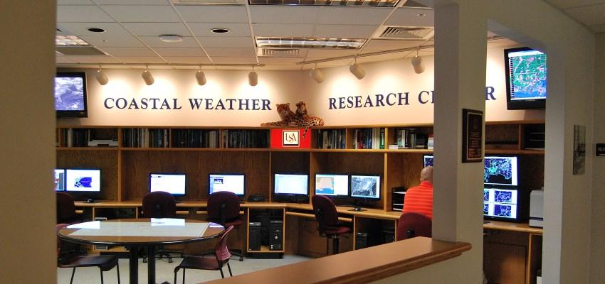 Coastal Weather Research Center Office