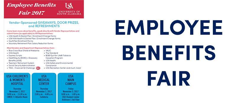 Employee Benefits Fair