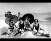 Erik Overbey Photo Gallery - ladies at the beach