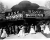 Erik Overbey Photo Gallery - Roxy Theater showing Gone with the Wind