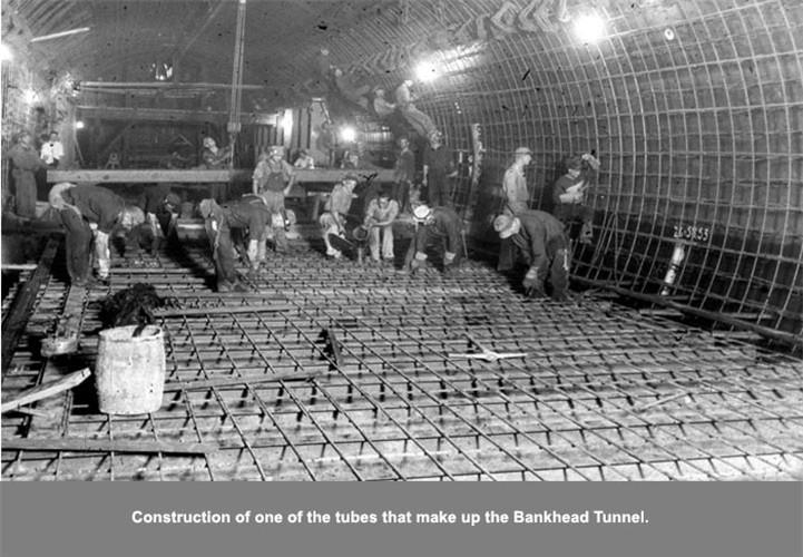 University South Alabama >> Bankhead Tunnel Gallery