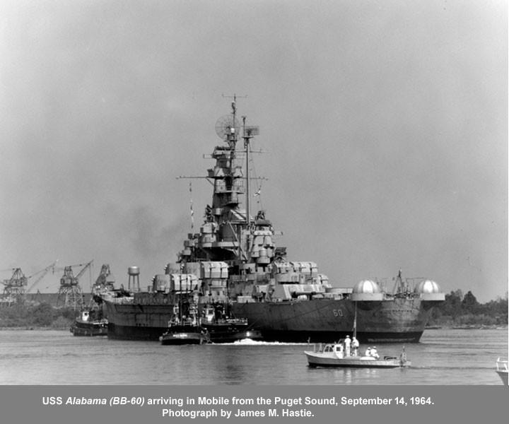 USS Alabama Photo Gallery on