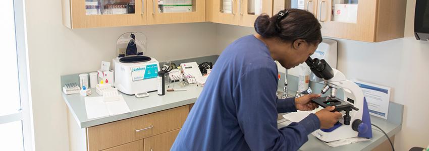 Student Health Center Lab