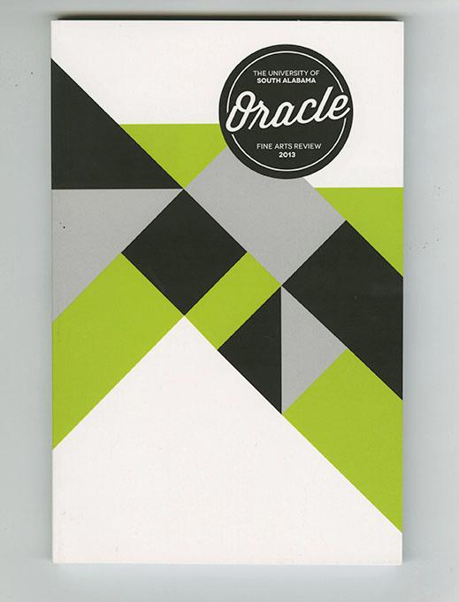 Cover of the 2013 edition of the Oracle