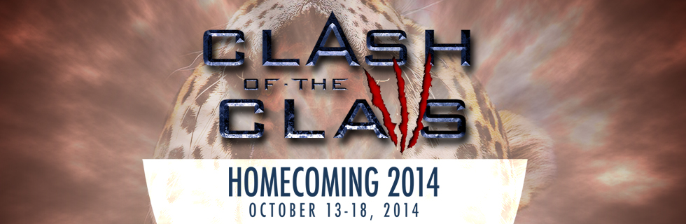 Clash of the Claws 2014 Homecoming events