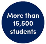 More than 16,000 students