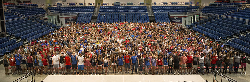 Convocation class of 2021.
