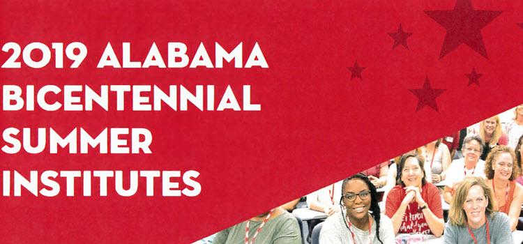 2019 Alabama Bicentennial