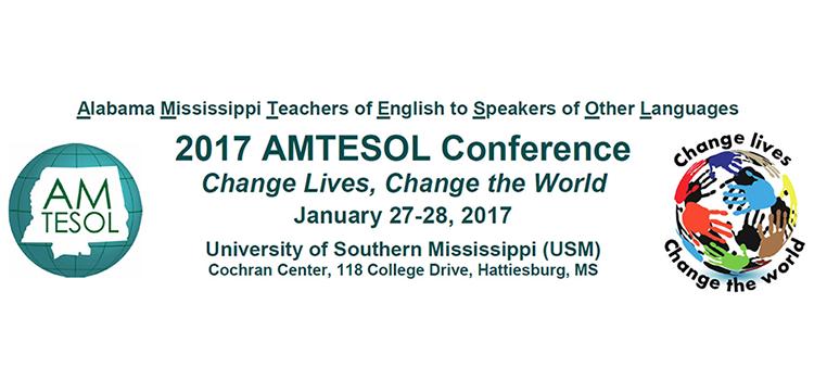 2017 AMTESOL Conference