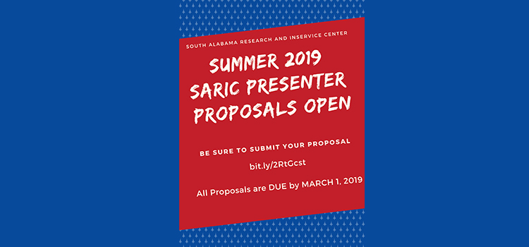 SARIC Proposal