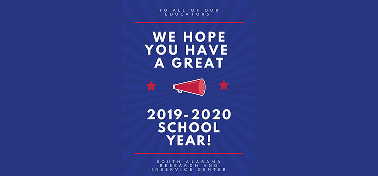 We Hope you Have a Great 2019-2020 School Year!