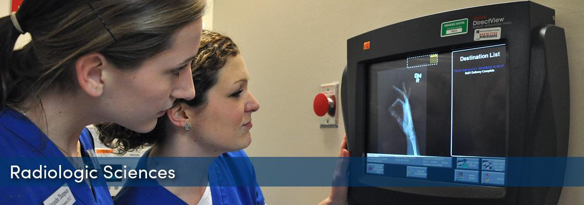 Radiologic Sciences