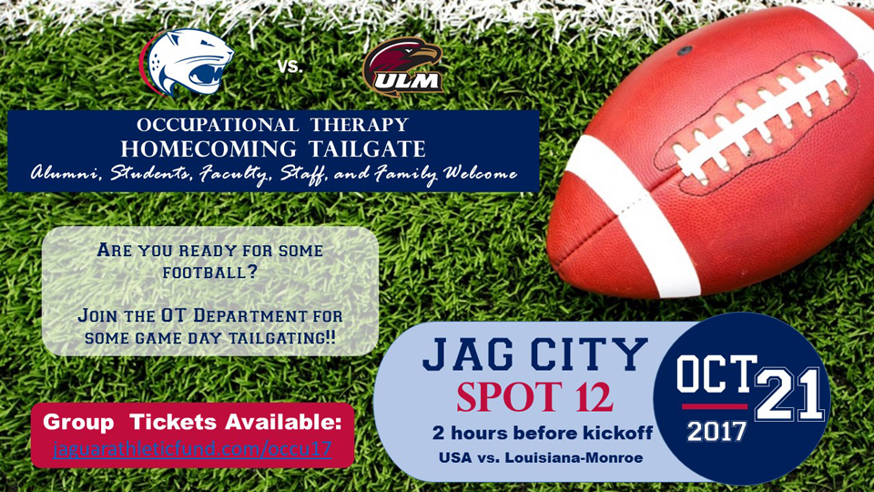 Get Tickets to see Jaguar Football vs. Louisiana-Monroe