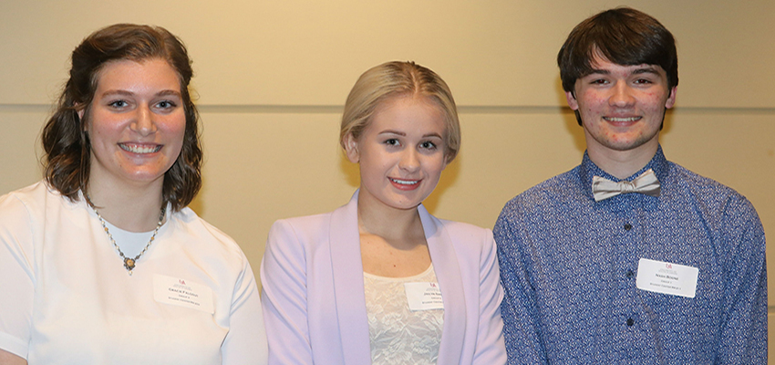 Murphy High School Student Wins 10th Annual Public Speaking Contest