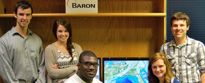 Meteorology why study meteorology at the university of south alabama sciox Image collections