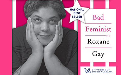 Roxanne Gay event