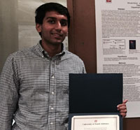 A&S Undergraduate Research Award Winner