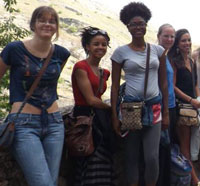 Students and Faculty spend summer abroad in Spain