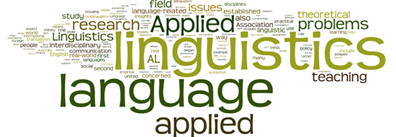 Word cloud for foreign language