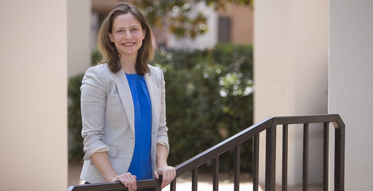 """A University of South Alabama professor has received a National Endowment for the Humanities award, known as a """"summer stipend,"""" for research abroad that will begin in June."""