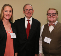AS Graduate Students Win Top Thesis Prizes