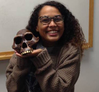 Anthropology Major Awarded Middle-Stone Age Research Grant