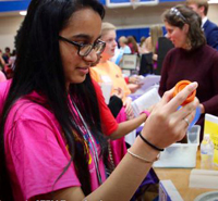 Women in STEM Teen Conference